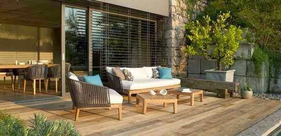 Consejos para decorar jardines en terrazas y balcones - Decoracion terrazas exteriores ...