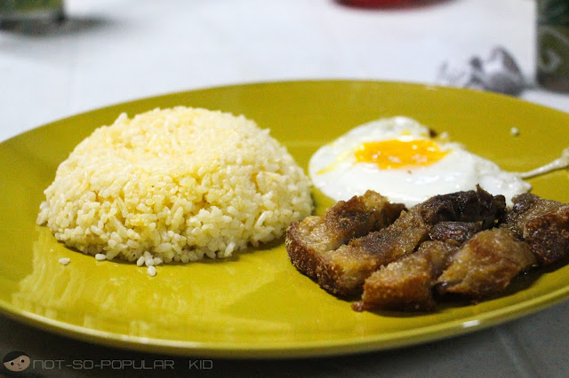Liemsilog of Joie-Ana & Jay's Eatery
