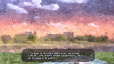 out of sight otome visual novel review