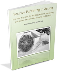 Get our Book! Positive Parenting in Action