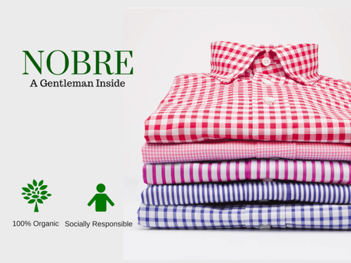 Nobre- A Gentleman Inside