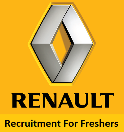 Renault Recruitment 2018-2019 Jobs Openings For Freshers | Freshers ...