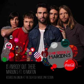 Maroon 5 - Is There Anybody Out There Lyrics | Letras | Lirik | Tekst | Text | Testo | Paroles - Source: musicjuzz.blogspot.com