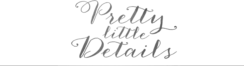 Pretty Little Details - Winnipeg Fashion and Lifestyle Blog
