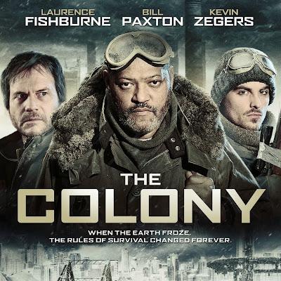 The Colony Movie iPad Wallpaper