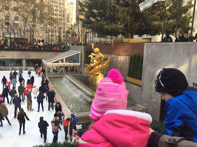 Food Allergy Friendly Trip to NYC