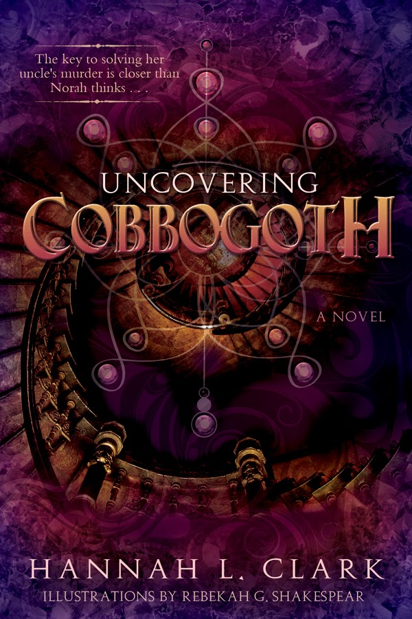 Book Trailer Reveal – Uncovering Cobbogoth