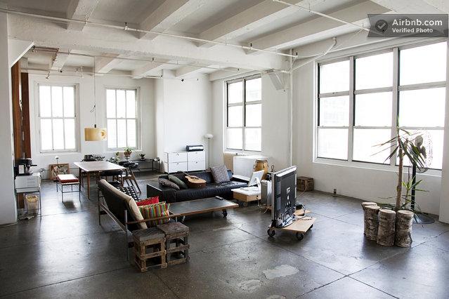 Eclectic NYC Loft