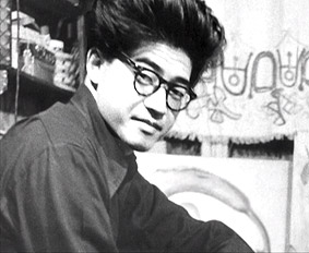 Kobo Abe - Fantastic hair. Misogyny?