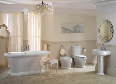 How to Decorate neutral tones in Bathrooms