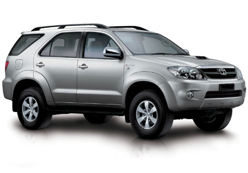 Toyota Fortuner Info | Review | Specifications