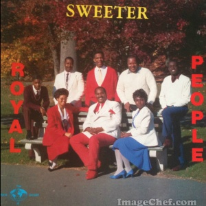 ROYAL PEOPLE - Sweeter