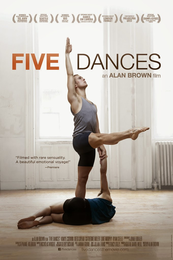 Five Dances Online Dublado