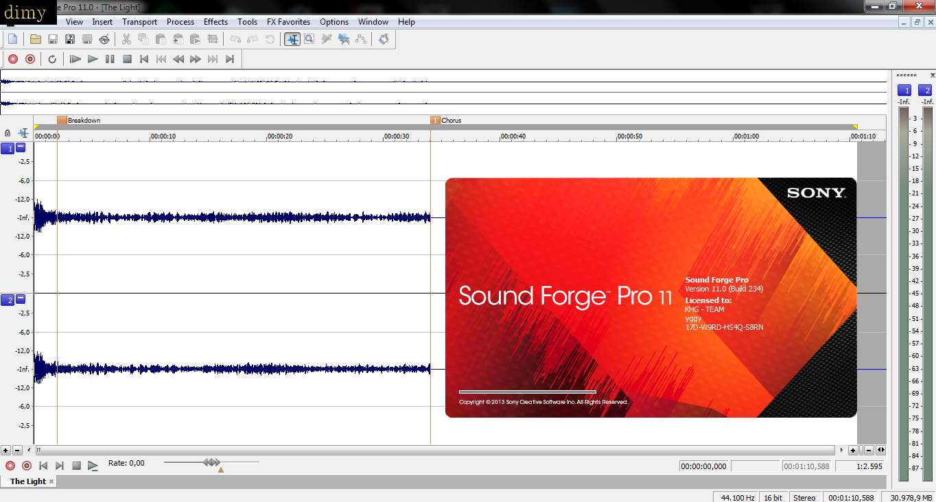 sony sound forge 7.0 free download full version