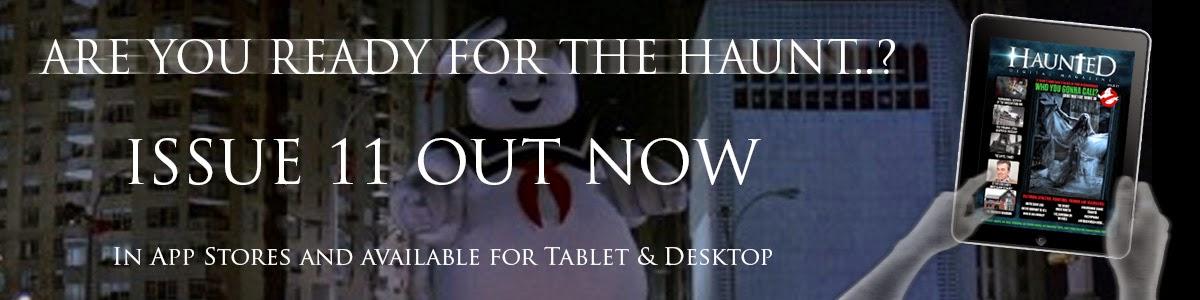 Haunted Digital Magazine