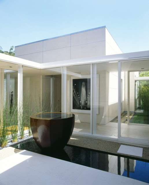 Desain Rumah Modern oleh Arsitek Dirk Denison