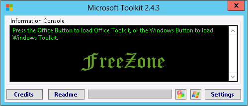 Microsoft Toolkit 2.4.3 - Solution For All Latest MS Products