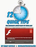 12 Quick Steps for Installing Adobe Flash Player on your Mac: Volume 1 in the 12 Quick Steps series