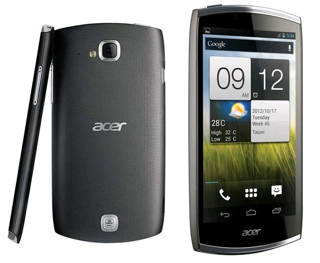 Acer Cloud Mobile S500 Harga  Spesifikasi Android ICS Dual Core Image