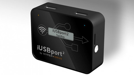 Making Wifi Connections on Gadget with iUSBport