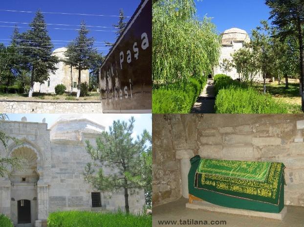 Kırşehir Aşık Paşa Türbesi