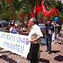 Sindicato de la Universidad Andrés Bello (UNAB) se moviliza por despidos arbitrarios y bajos sueldos