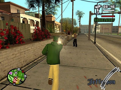 gta san andreas free  full game with set up email account
