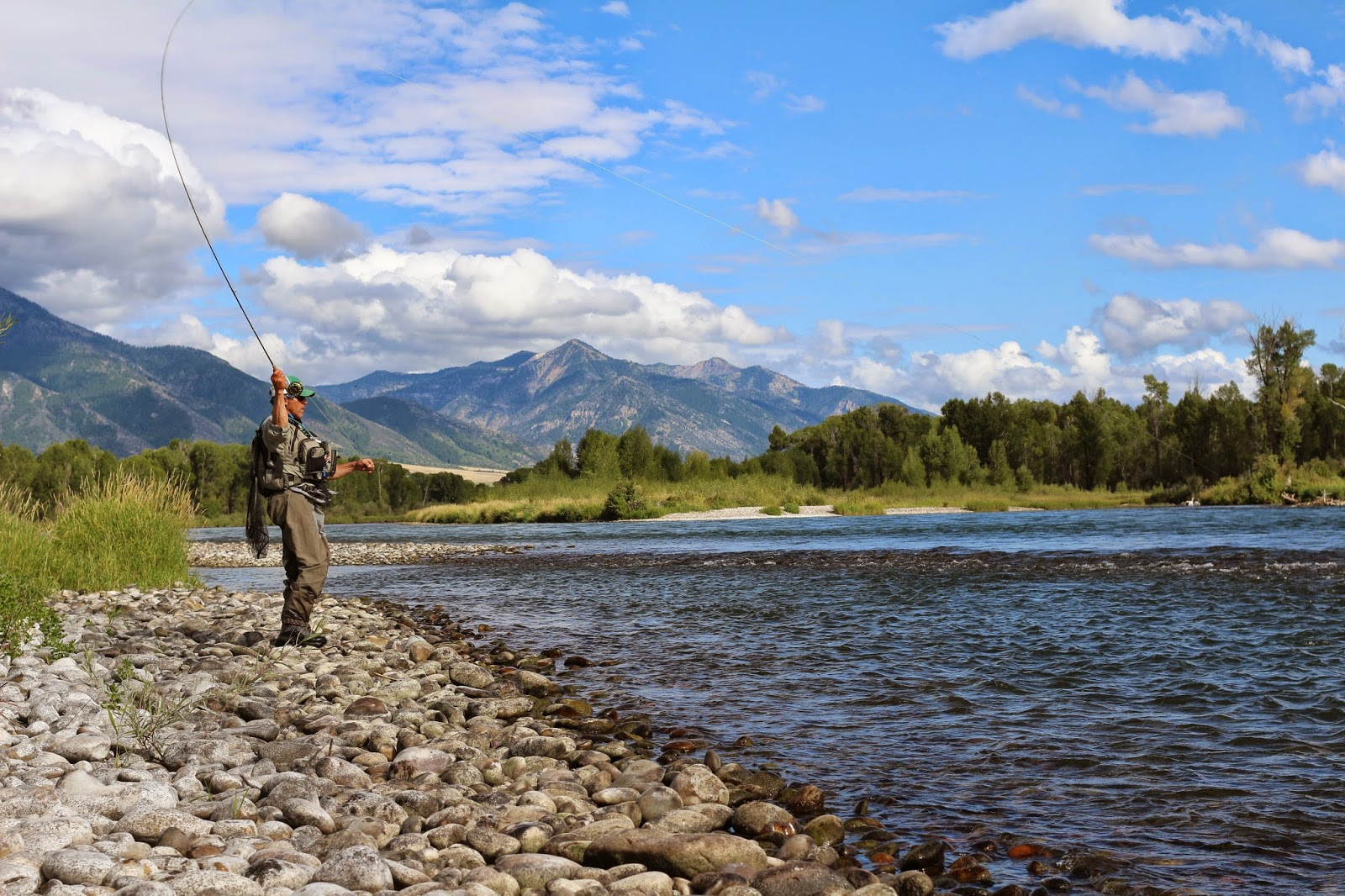 Jay scott outdoors jackson hole wyoming fly fishing photos 10 for Fly fishing photography