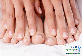 بالصور اظافرك عنوان صحتك Nails+(9)