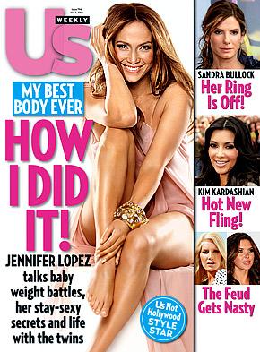 Jennifer Lopez After Twins