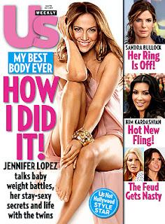 Jennifer Lopez Weight Loss