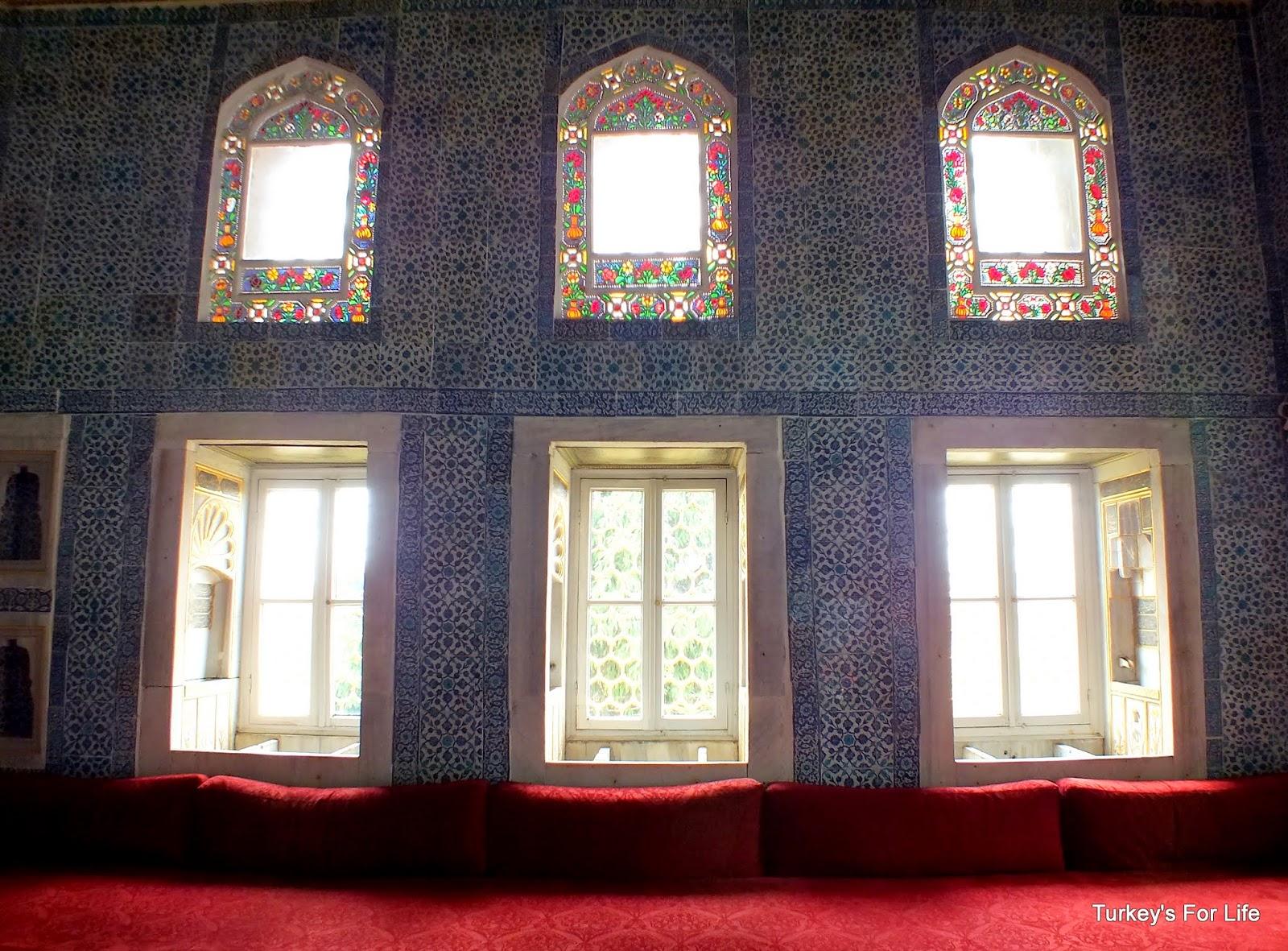 Circumcision Room, Topkapı Palace, Istanbul