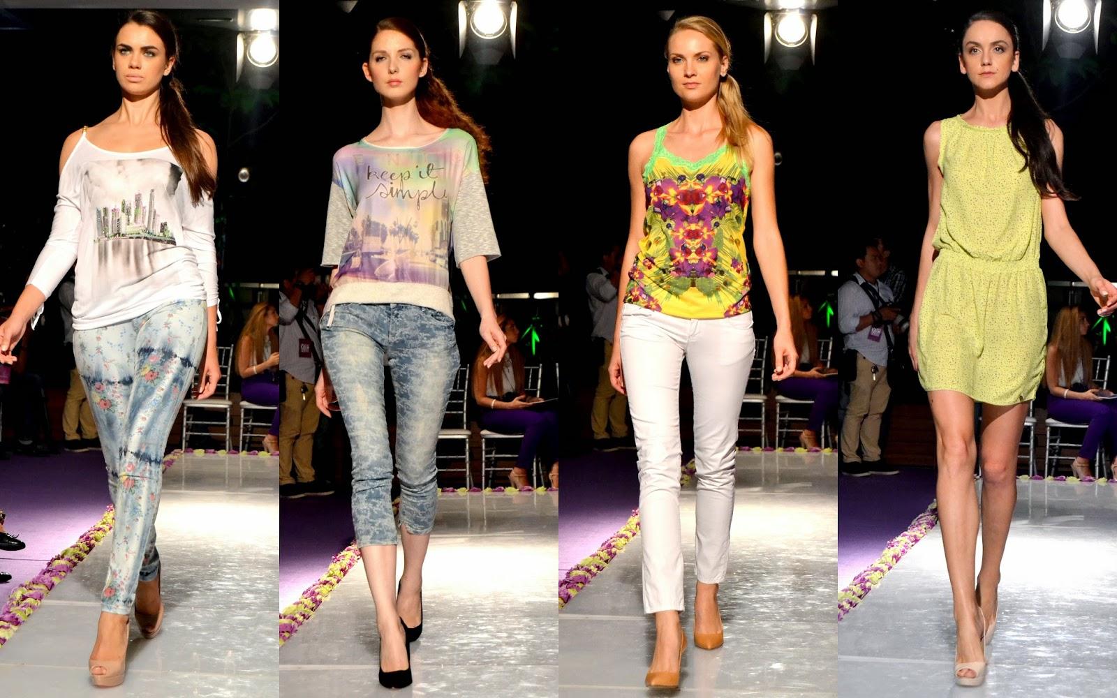 The Style Choreo World Trade Center Abu Dhabi Wtcad Mall Spring Fashion Show 2014