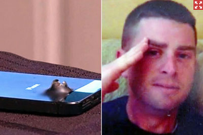 iPhone 5S Selamatkan Nyawa Prajurit AS Dari Serangan Bom