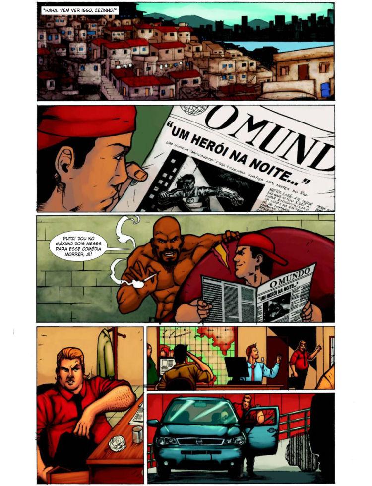 Guardião Noturno - Pagina 24