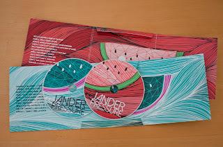 esposa embajador packaging cd ilustración diseño badajoz