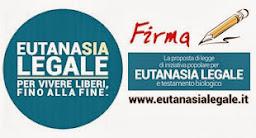 Firma anche tu per l' Eutanasia Legale
