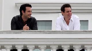 Jim Carrey e Rodrigo Santoro