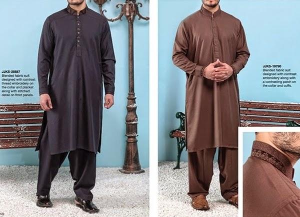 Junaid Jamshed F/W Menswear 2014-2015