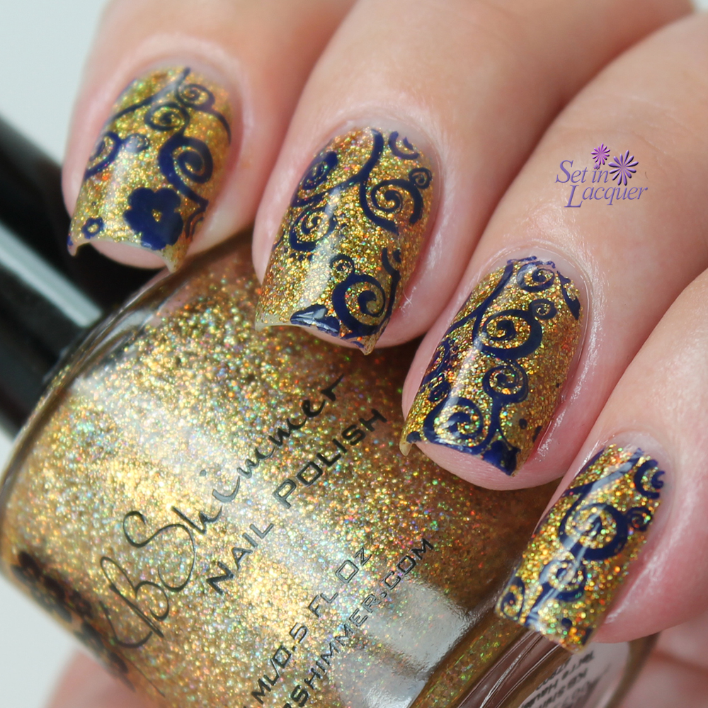Set in Lacquer: nail art