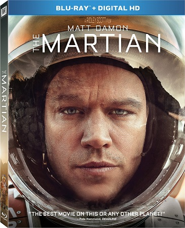 Poster Of The Martian 2015 Dual Audio 400MB BRRip 480p Free Download Watch Online