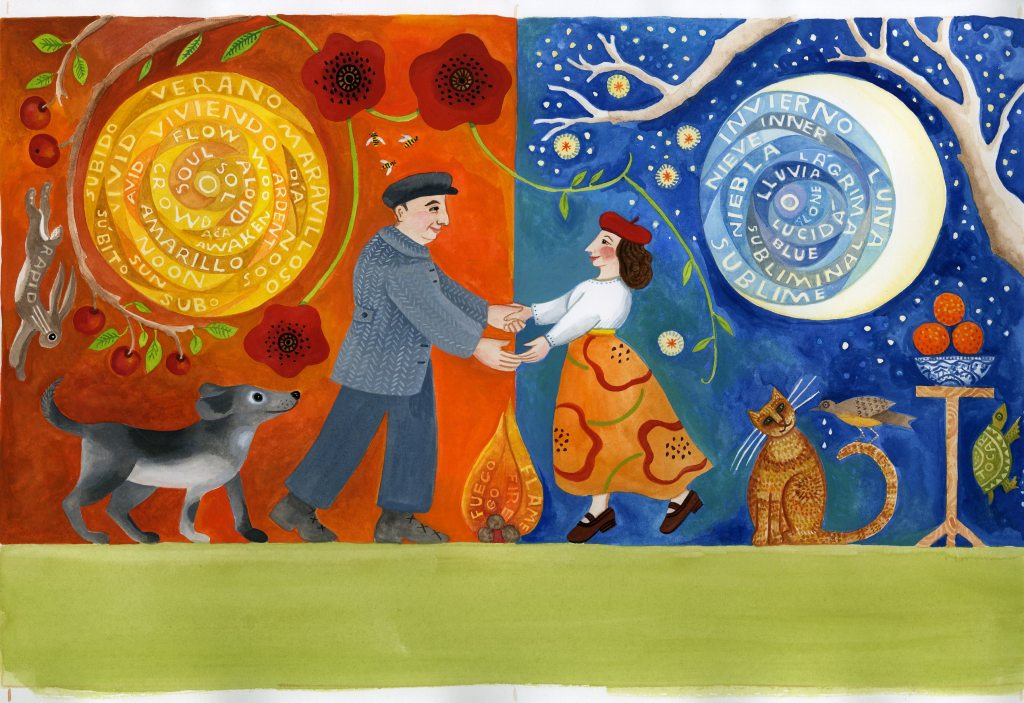 Creative Courage for Young Hearts 15 Emboldening Picture Books Celebrating the Lives of Great Artists, Writers, and Scientists - PABLO NERUDA