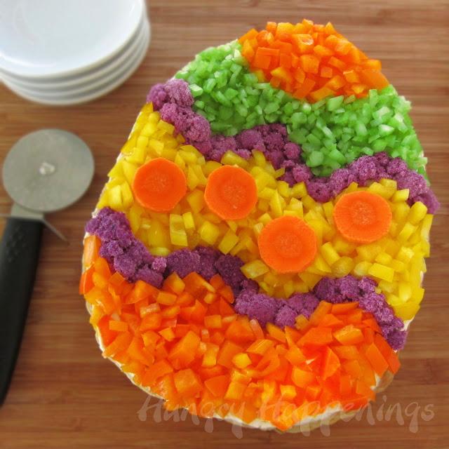Never Listless: 10 Easter-Shaped Yummy Eats!