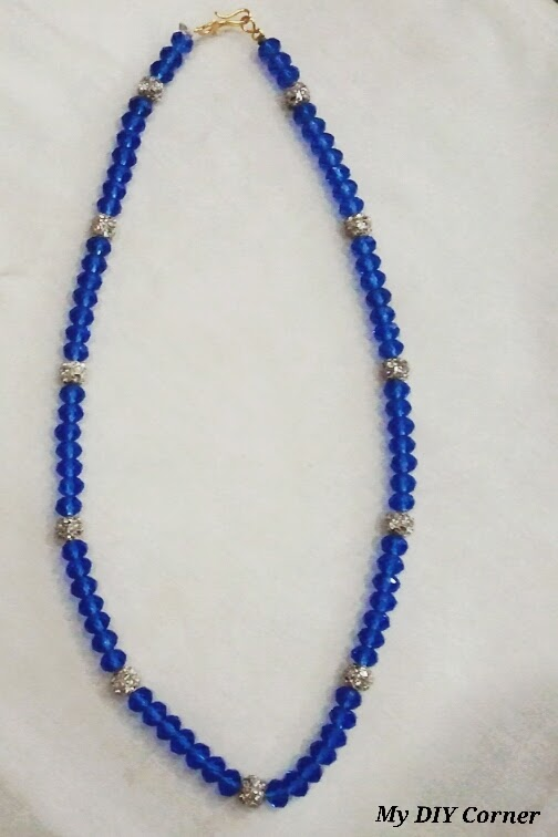 http://www.mydiycorner.in/crystal-beaded-necklace/