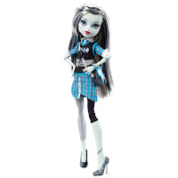 Poupée Monster High Frankie Stein School Out