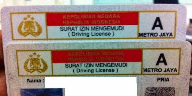 Perpanjang SIM Kini Bisa Secara Online