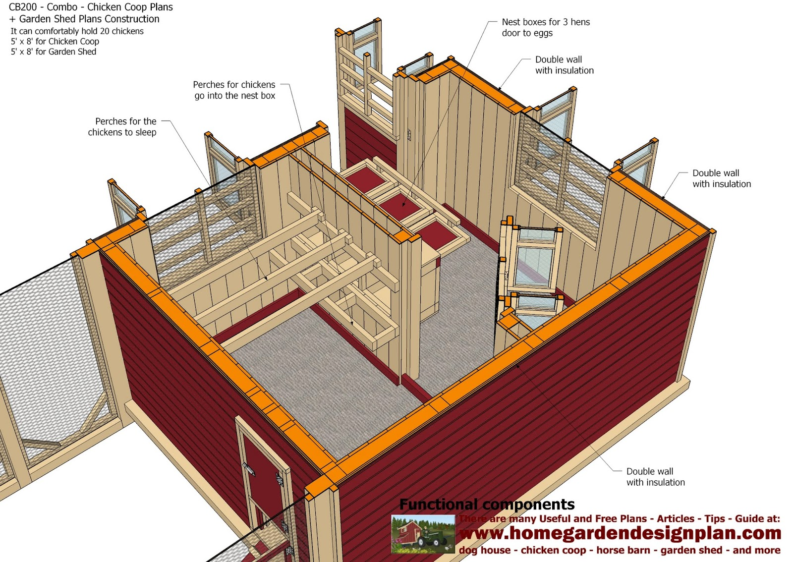Insulated storage shed plans must see for Shed layout planner