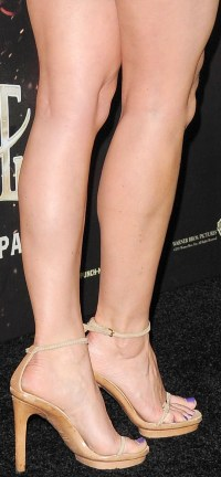 Candace Cameron Feet and Legs