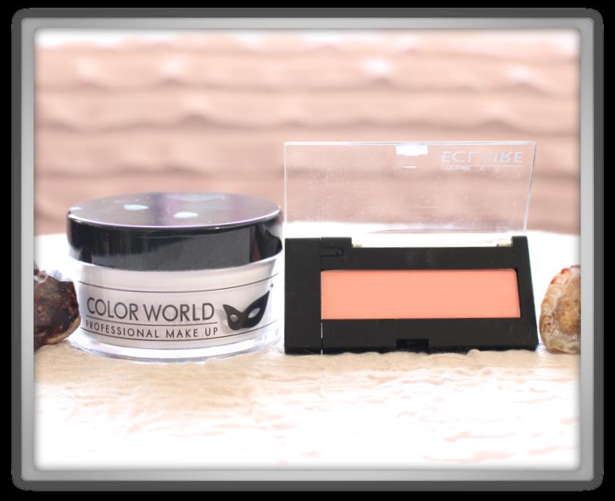 겟잇뷰티박스 by 미미박스 memebox Princess Edition #6 Cinderella unboxing review color world eclaire blush powder