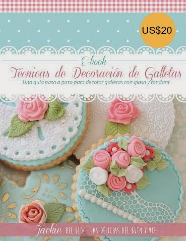 Mi libro de Galletas Decoradas